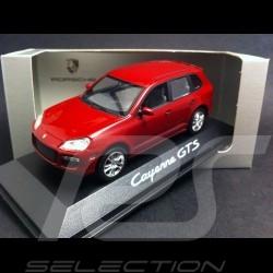 Porsche Cayenne GTS rot 1/43 Minichamps WAP02000818