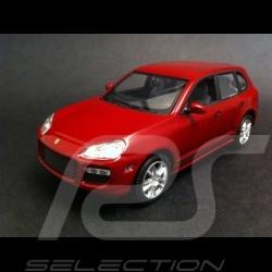 Porsche Cayenne GTS rouge 1/43 Minichamps WAP02000818