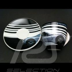 Set von 2 expresso tasse Porsche 918 spyder und 911 Windkanal