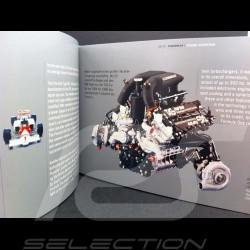 """Buch """" Porsche Turbo Stories """" blau"""