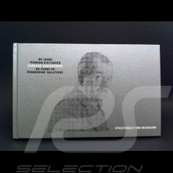 "Book "" Porsche Engineering "" grey"