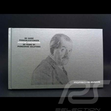 "Book "" Porsche Engineering "" grey"
