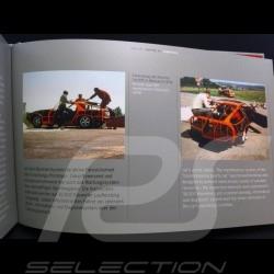 """Livre """" Porsche Engineering """" gris"""