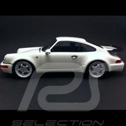 Porsche 964 Turbo 1993 blanche 1/18 GT SPIRIT ZM070