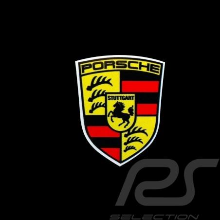 Aufkleber Porsche ehemaligen Wappen 3.7 x 4.7 cm