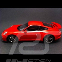 Porsche 991 GT3 2014 rouge 1/18 Minichamps WAP0210370E
