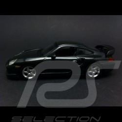 Porsche 996 GT2 2001 noir métallisé 1/43 Minichamps 430060124