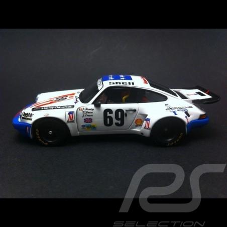 Porsche 911 Carrera RSR Le Mans 1975 n° 69 1/43 Spark S4418