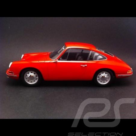 Porsche 901 1963 rot 1/18 Spark 18S126