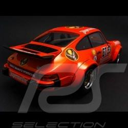 Porsche 934 RSR Nürburgring 1976 n° GT53 Jâgermeister 1/18 Schuco 450033500