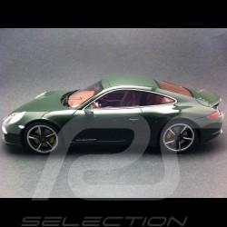 Porsche 991 Club Coupé vert 1/18 GT Spirit GT007CS