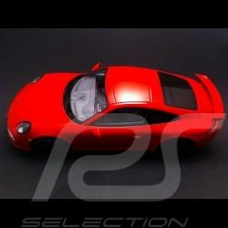 Porsche 991 Carrera S Aerokit Cup rot 1/18 GT Spirit GT022