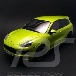 Porsche Cayenne GTS vert 1/18 GT Spirit GT020A