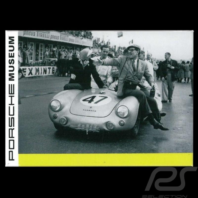 Magnet Porsche Porsche 550 Spyder Le mans 1954