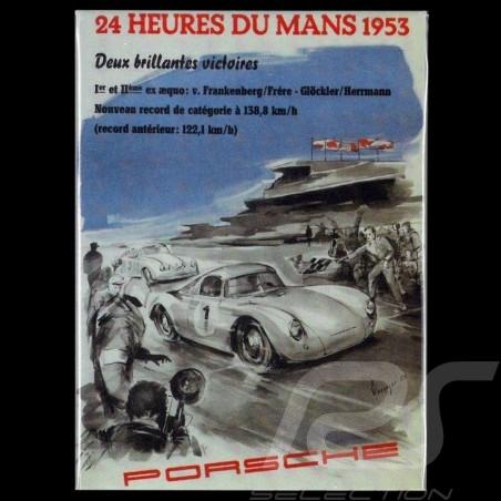 Magnet Porsche 550 Spyder  Le mans 1955
