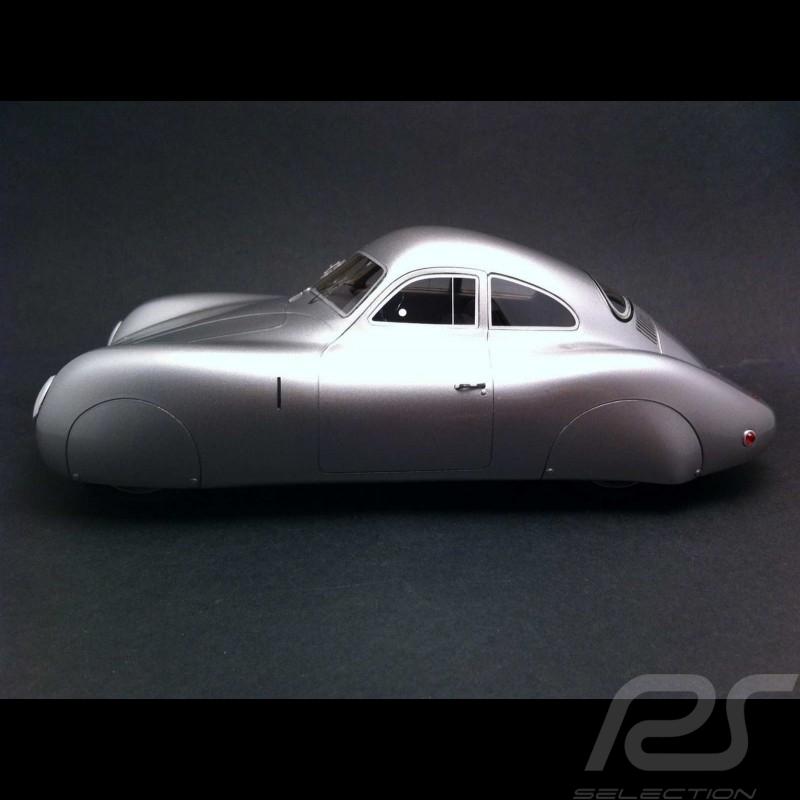 Porsche type 64 1939 silver 1/18 BOS 192946