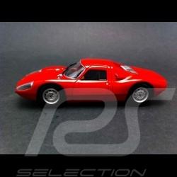 Porsche 904 GTS 1964 rot 1/43 Minichamps 400065722