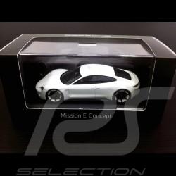 Porsche Mission E Concept 2015 weiß 1/43 Spark WAP0208000G