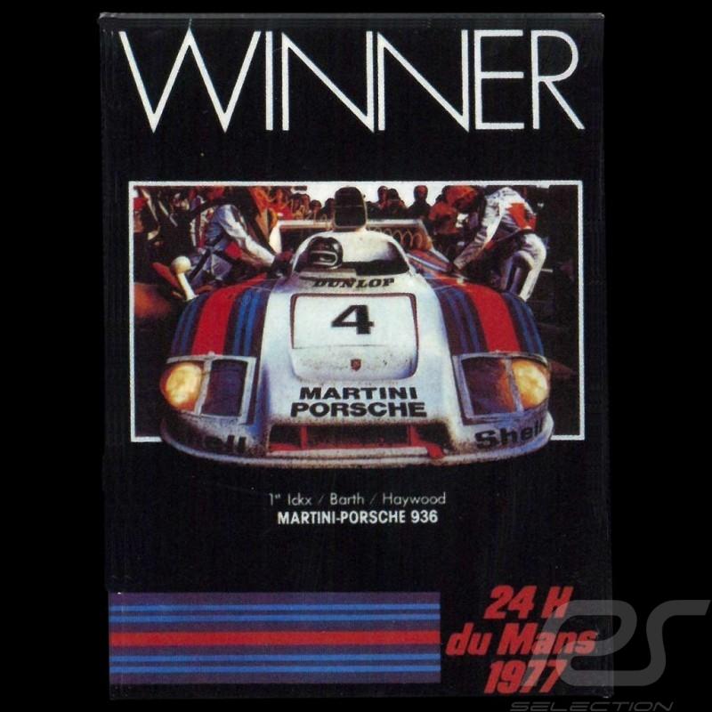 Magnet Porsche 936 Martini Le Mans 1977