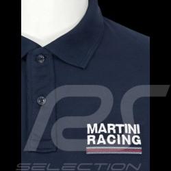 Polo-Shirt Herren Martini Racing Sportline marineblau