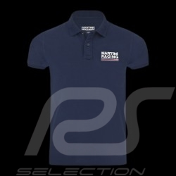 Men's polo shirt Martini Racing Sportline navy blue