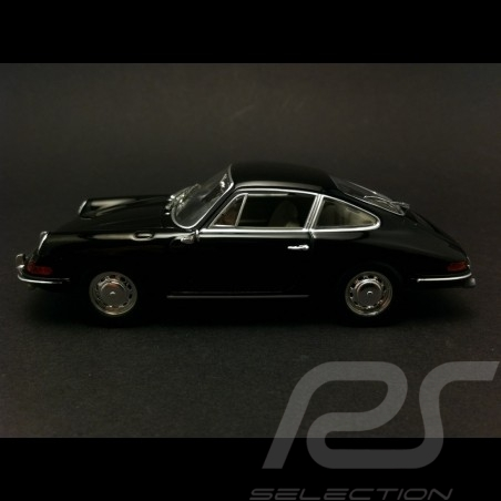 Porsche 911 Coupé 1964 schwarz 1/43 Minichamps 430067136