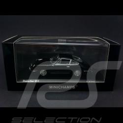 Porsche 911 Coupé 1964 noire 1/43 Minichamps 430067136