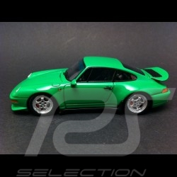Porsche 993 Carrera RS 1995 grün 1/43 Spark CA04311015