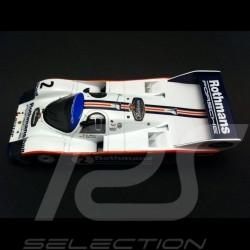 Porsche 956 Silverstone 1983 n° 2 Rothmans 1/43 Spark CABEL19