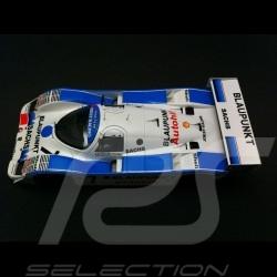 Porsche 962 Dijon 1989 N° 7 Blaupunkt 1/43 Spark CAWOL10