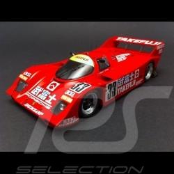 Porsche 962 Fuji 1990 n° 33 takefuji 1/43 Spark CAWOL11