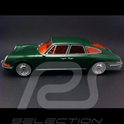Porsche 911 Troutman and Barnes 4 portes 1967 verte 1/18 BOS 193566