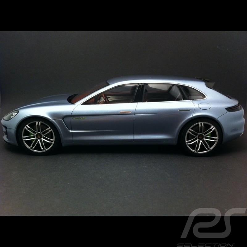 Porsche Panamera Sport Turismo Bleue 1/18 Spark WAP0210150E