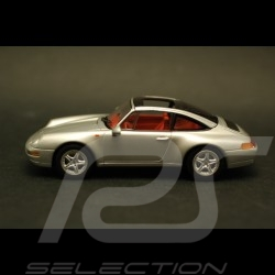 Porsche 911 (993) Targa grise 1995