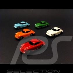 Porsche boite de 5 aimants Porsche 356 WAP0500200D
