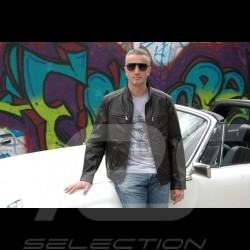 Porsche Design WAP974 Veste cuir Leather jacket men Lederjacke homme men herren