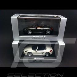 Duo Porsche Boxster et Boxster S 981 2013 WAP0202010D / WAP0202000D