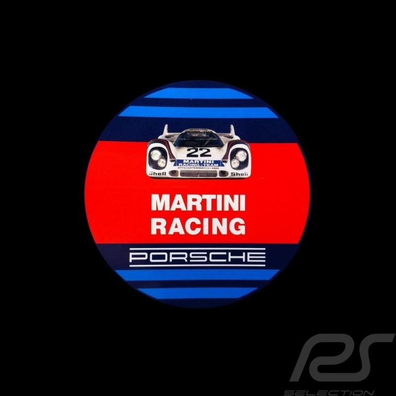 Aufkleber Porsche 917 Martini Racing 6 cm