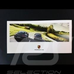 Aluminium Skuptur Porsche 911 Silhouette Porsche Design WAP0500150E