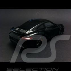 Porsche 991 Turbo 2016 schwarz Werksabholung 1/43 Spark WAX02022016