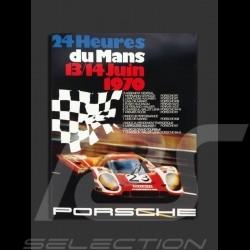 Magnettaffel Porsche Le Mans 1970 mit 5 magnete Porsche Design WAP0500190F