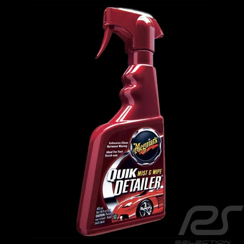 Spray de finition Meguiar's Brillance éclair A3316F Finishing spray Quik Detailer Finishing Spruh