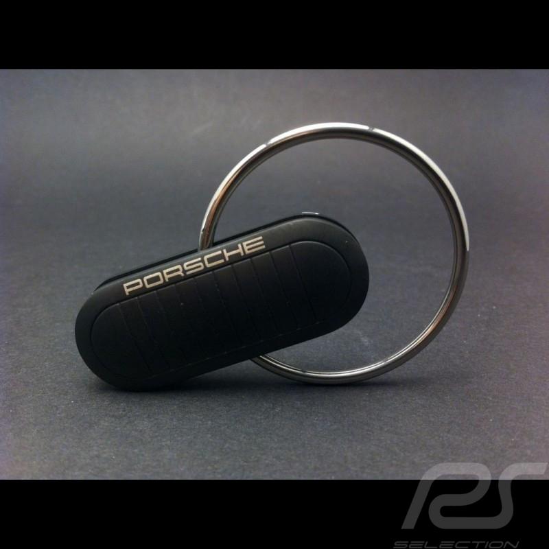 Metal Schlüsselanhänger Porsche schwarz Porsche design WAP0500070D