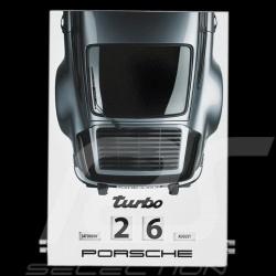 Calendrier perpetuel Porsche 911 Turbo Porsche Design WAP0920020F