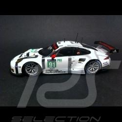 Porsche 991 GT3 RSR Le Mans 2015 n° 91 1/43 Spark MAP02087615