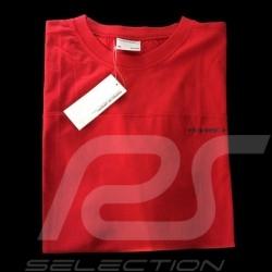 T-shirt Porsche Basic rouge pour homme Porsche Design WAP622