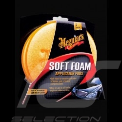 Tampon Applicateur en Mousse Meguiar's W0002