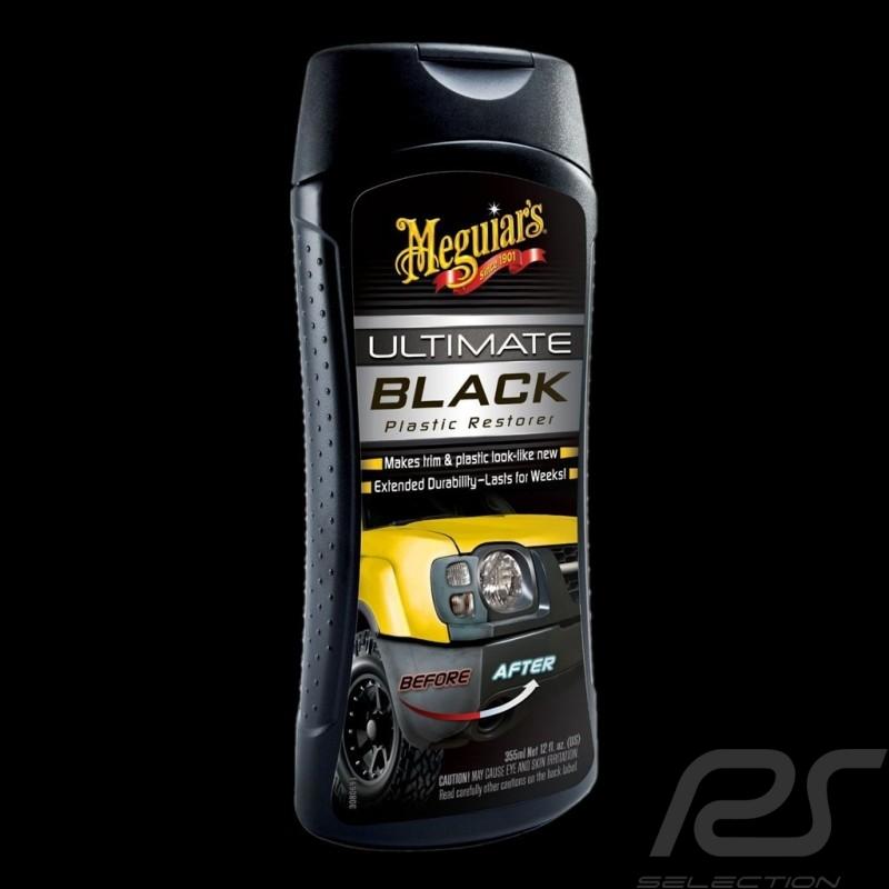 Ultimate Black rénovateur plastiques Meguiar's G15812