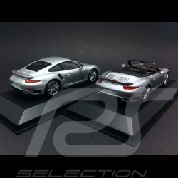 Duo 911 Turbo 1/43 Minichamps WAP0205600E / WAP0203660E