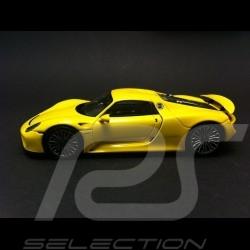 Porsche 918 Spyder 2016 jaune 1/43 Spark MAP02020416